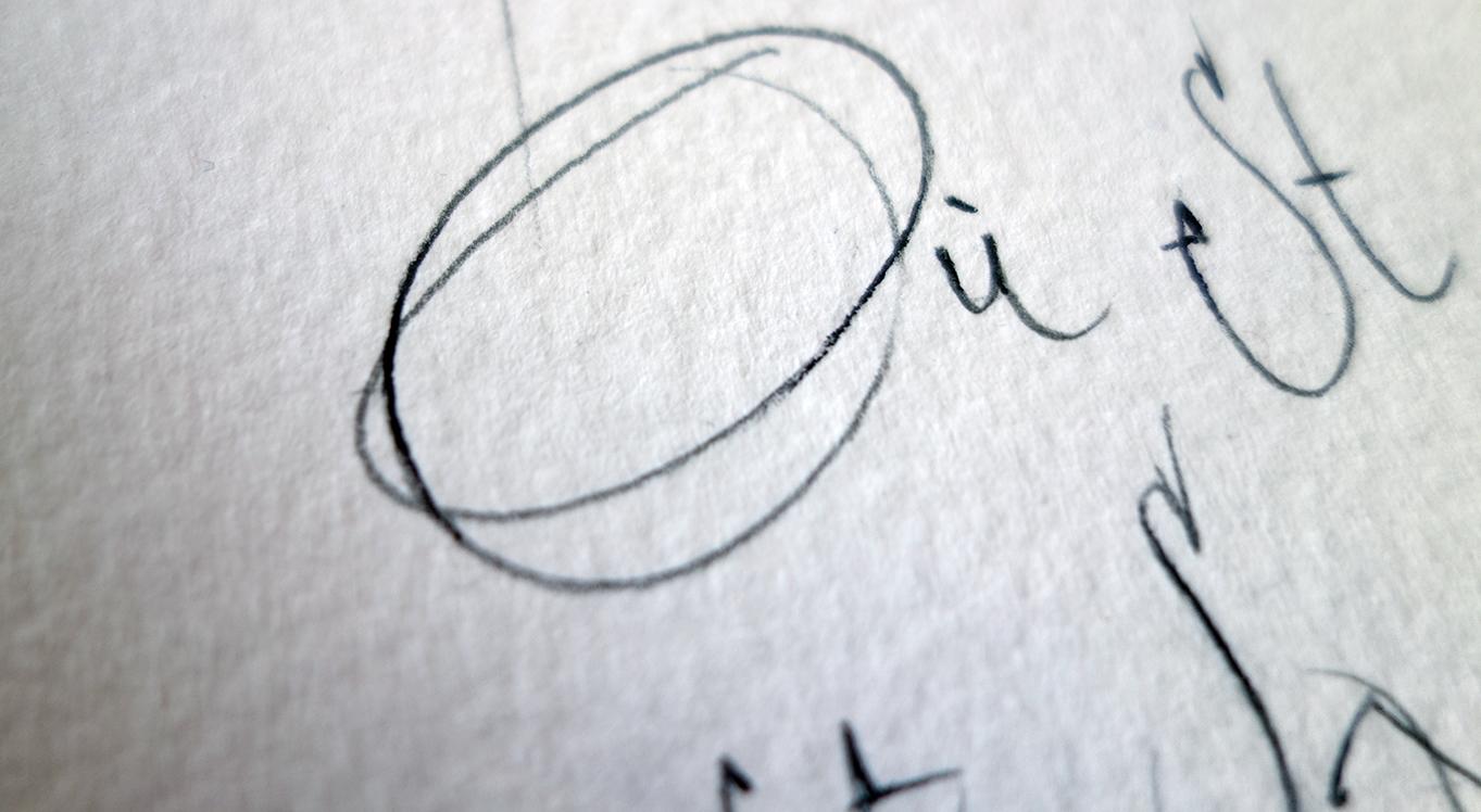 Communiqué de presse – Kahlie – Calligraphie